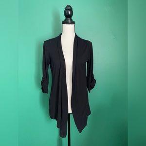 Olivia moon black sweater size S